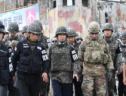 South Korea's Defense Minister vows to return as many remains of... 대표 이미지